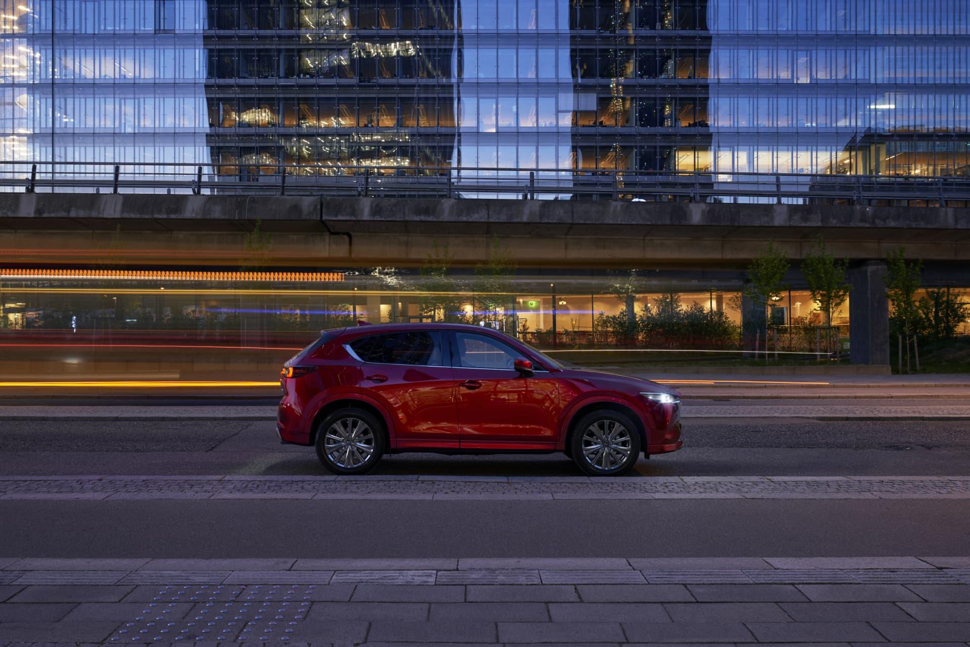 Mazda Cx5 2022 Soul Red 02