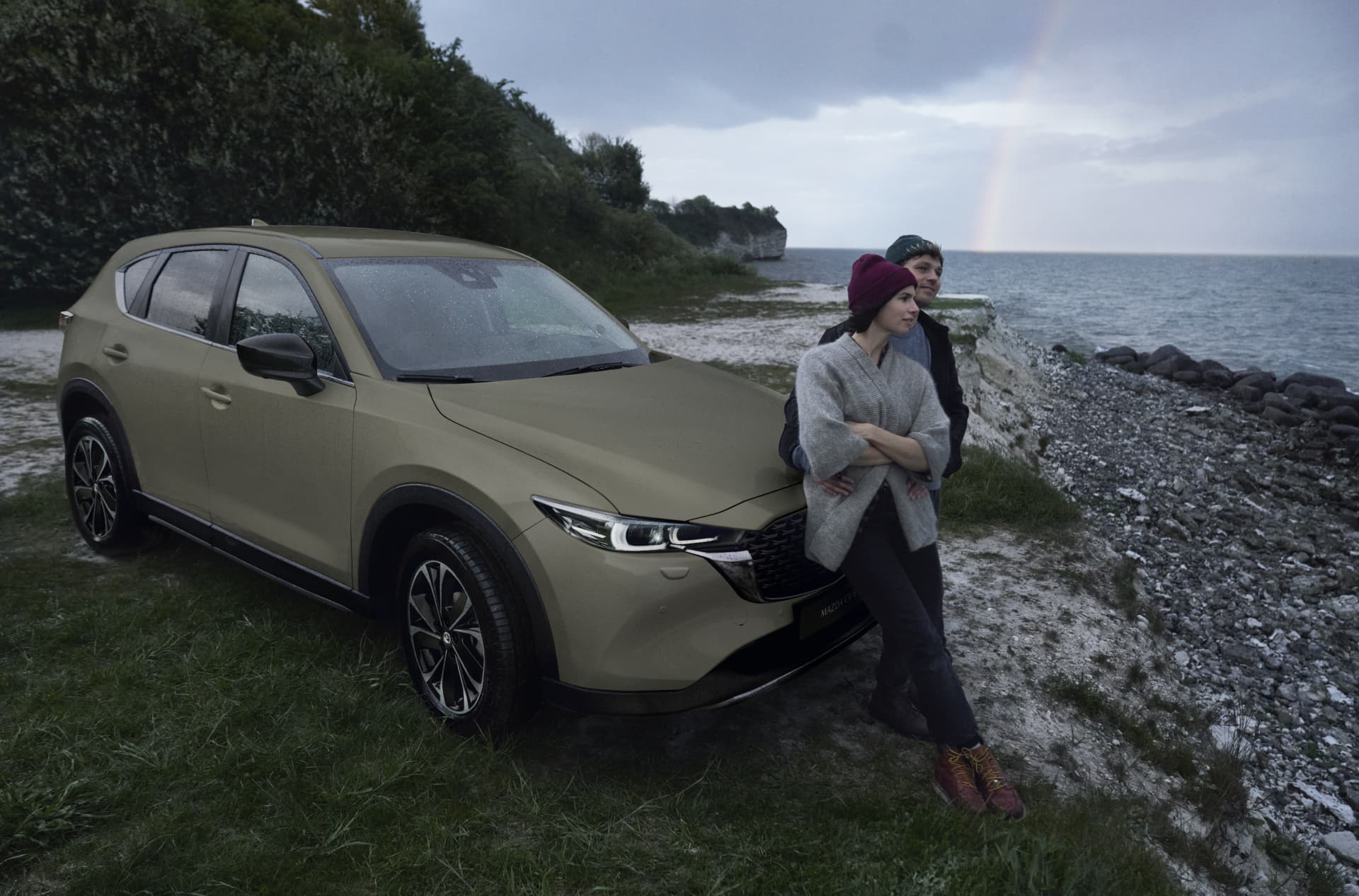 Mazda Cx5 2022 Zircon Sand 04