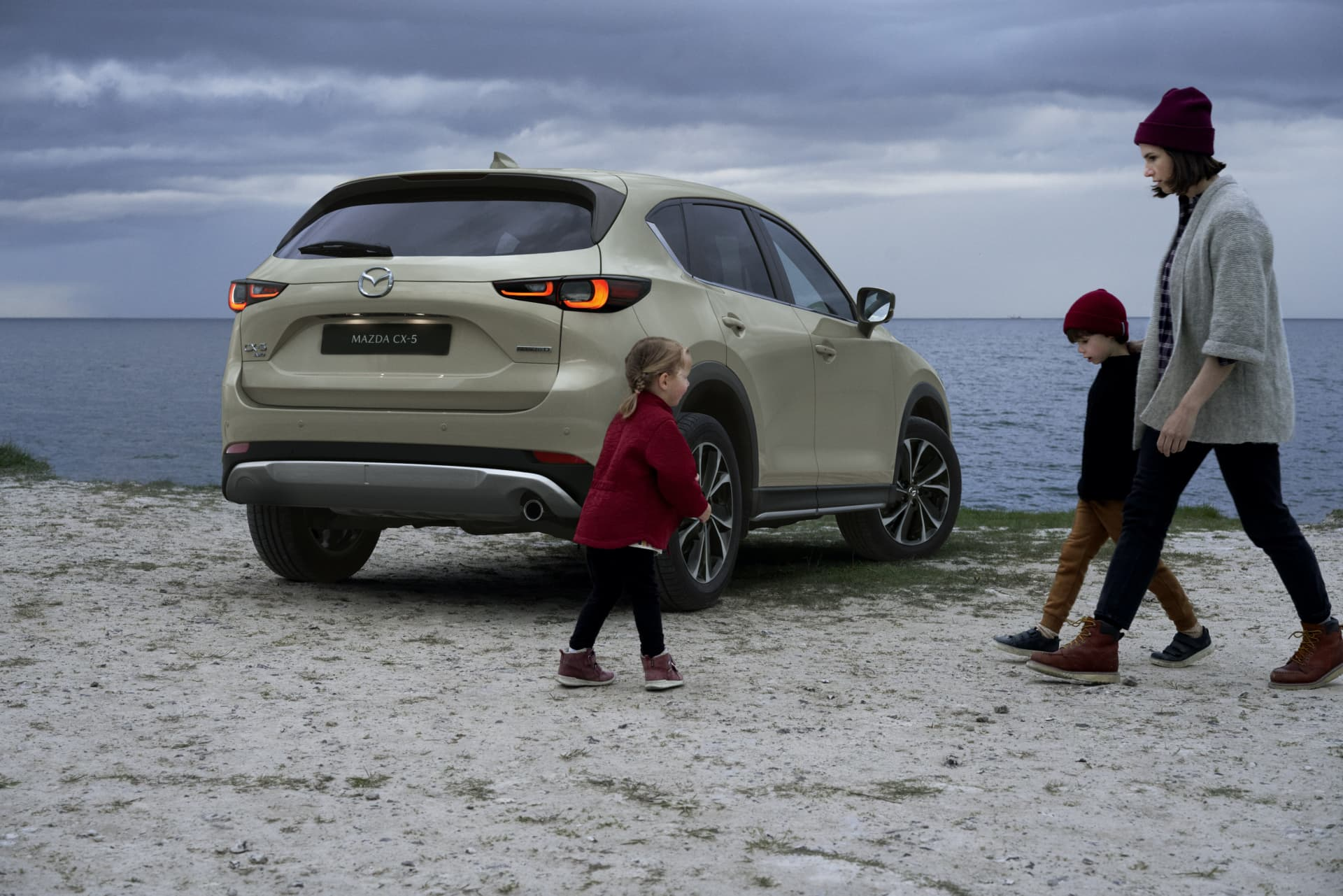 Mazda Cx5 2022 Zircon Sand 05