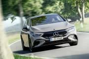 Gallería fotos de Mercedes-Benz EQE
