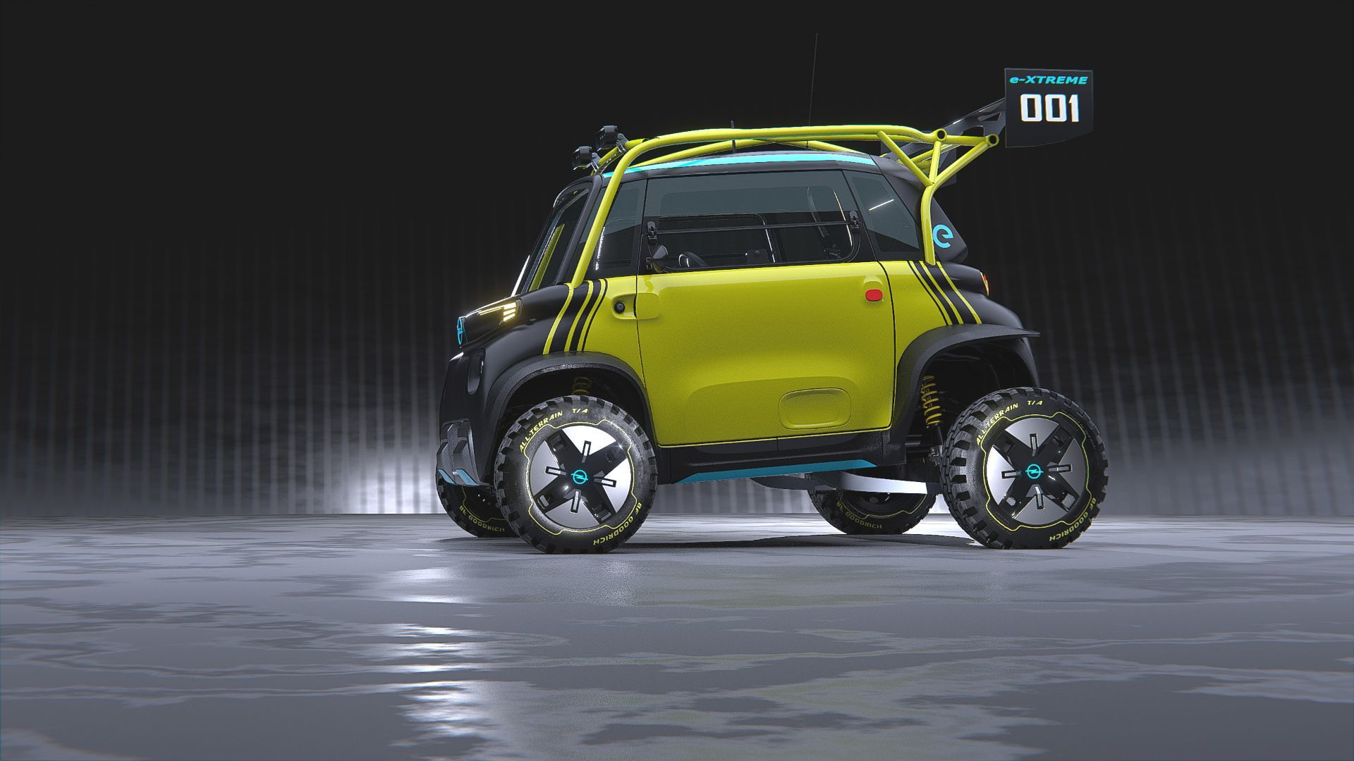 Opel Rocks E E Xtreme 3