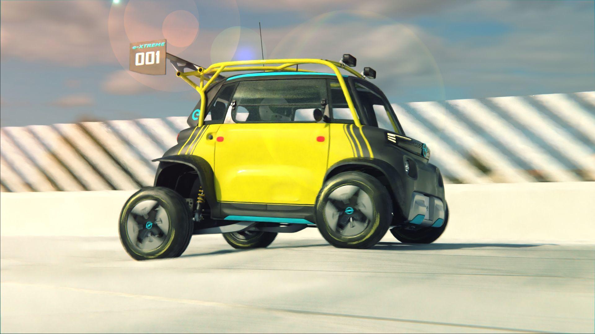 Opel Rocks E E Xtreme 4