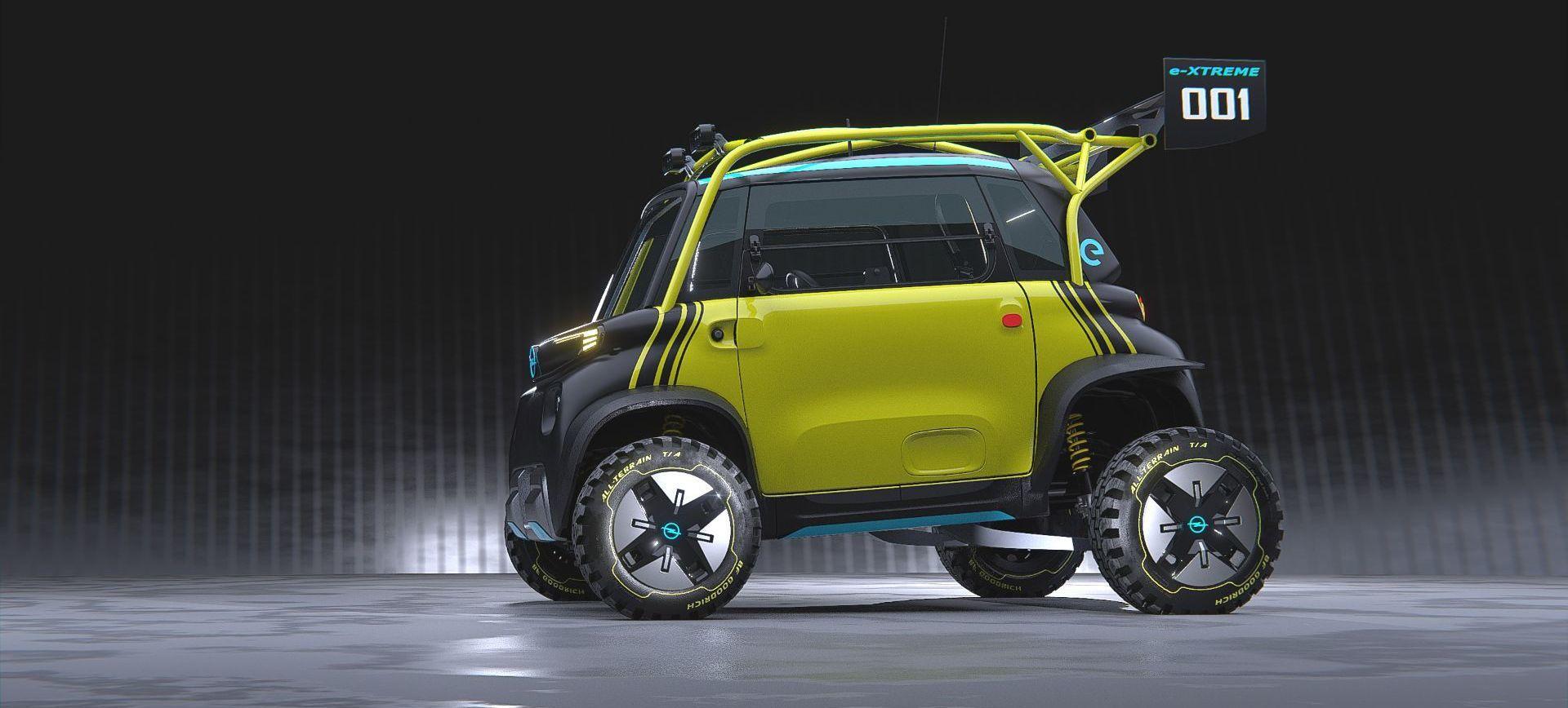 Opel Rocks E E Xtreme P