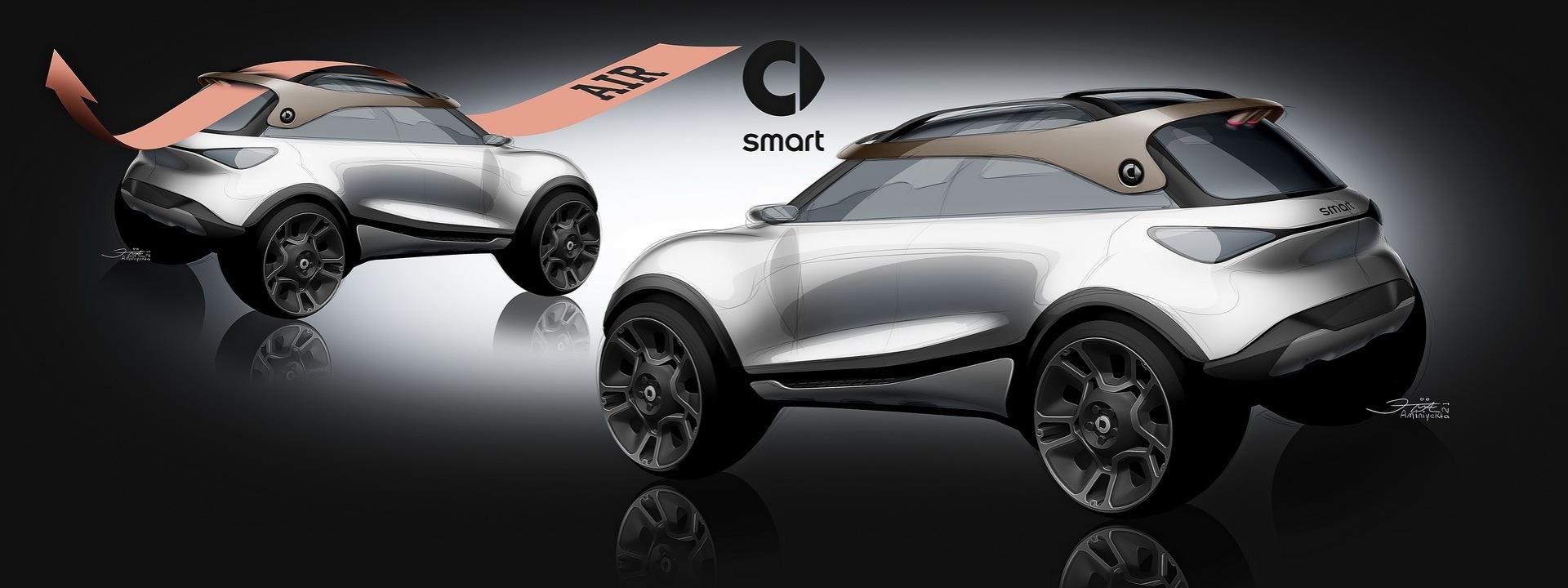 Smart Concept Suv 21