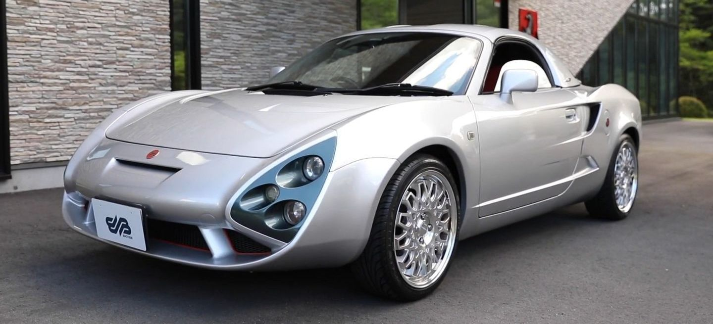 Toyota Mr2 Tmi Vm180 Zagato P
