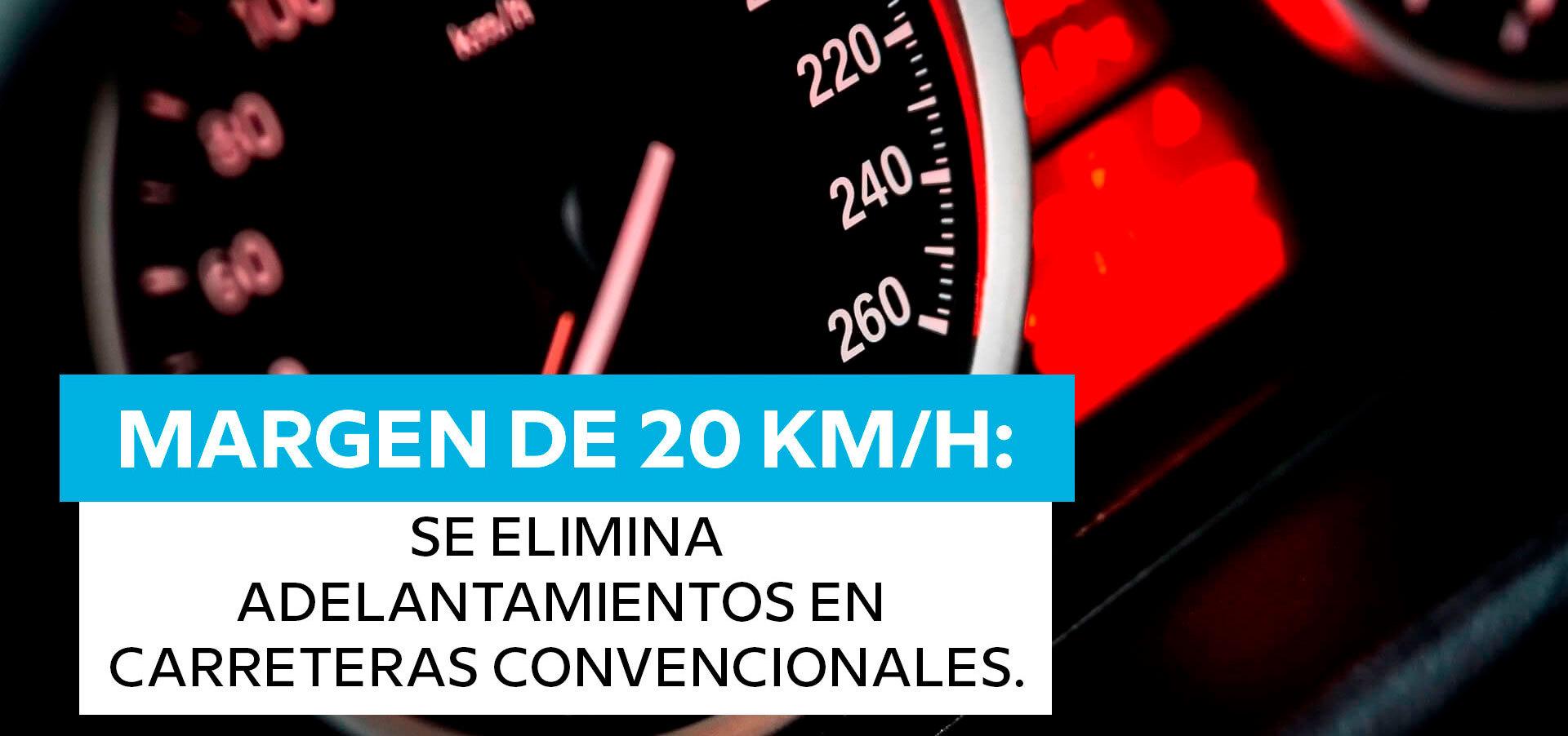 Dgt Reforma 2021 Margen 20 Kmh 2