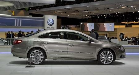 Volkswagen Passat CC Salon de Ginebra