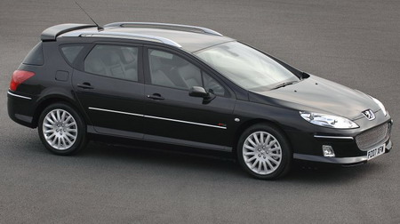 Peugeot 407 SW Sport XS