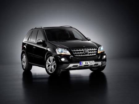 Nuevo Mercedes Clase M y ML 63 AMG