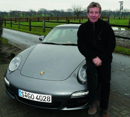 Ahorrando gasolina con un Porsche 911 Carrera
