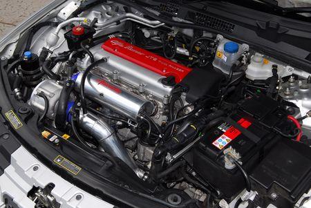 Fotos oficiales del Autodelta 159 J4 2.2 Compressore