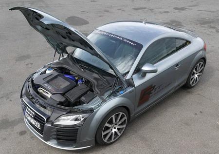 Audi TT MTM preparación