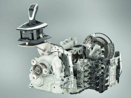 Caja de cambios de doble embrague DKG para los BMW 335i