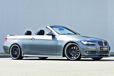 BMW Serie 3 convertible por Hamann