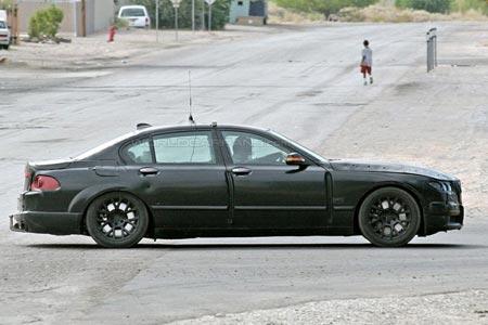 BMW Serie 7 fotos espía