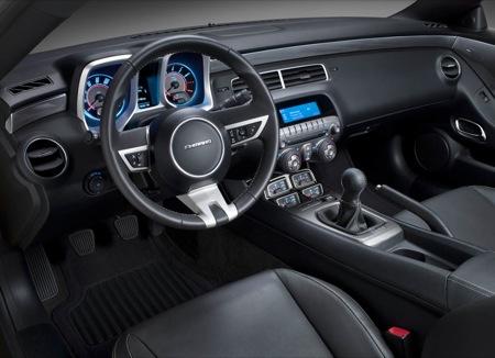 Interior Chevrolet Camaro