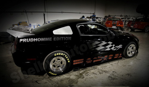 Shelby Super Snake Prudhomme Drag Race Edition