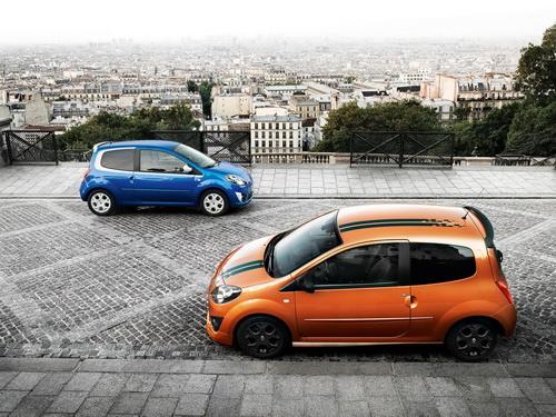 Renault Twingo, personalizaciónes Renault Design