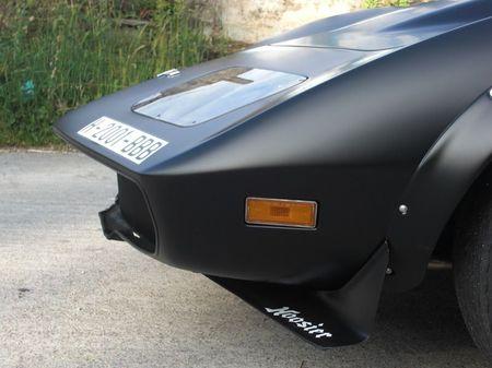 Preparación para un Corvette C3, muscle car en estado puro