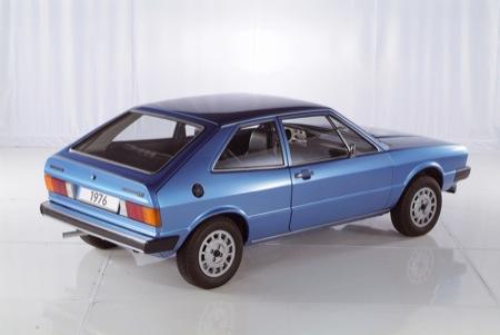 Volkswagen Scirocco 1976