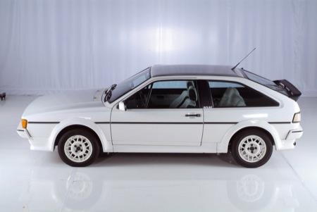 Volkswagen Scirocco 1985