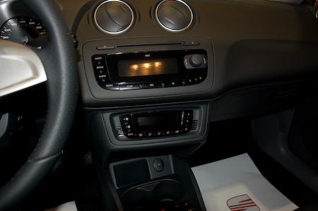 Presentación del Seat Ibiza 2008
