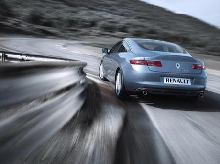 Renault Laguna Coupé imágenes oficiales