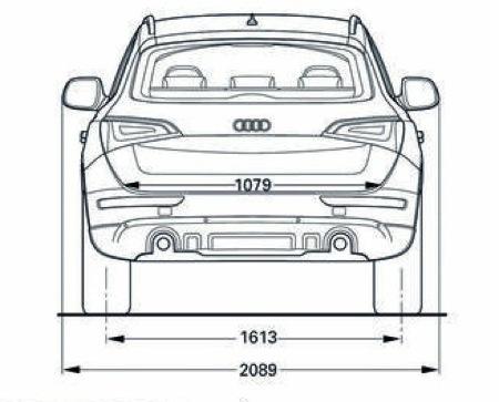Audi q5 im genes y especificaciones diariomotor for Medidas de un carro arquitectura