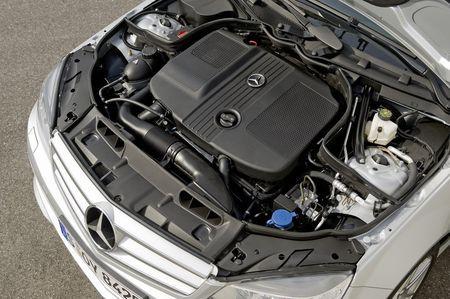 Mercedes C250 CDI BlueEFFICIENCY Prime Edition