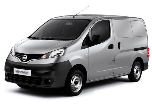 Galería Nissan NV200, la nueva furgoneta global