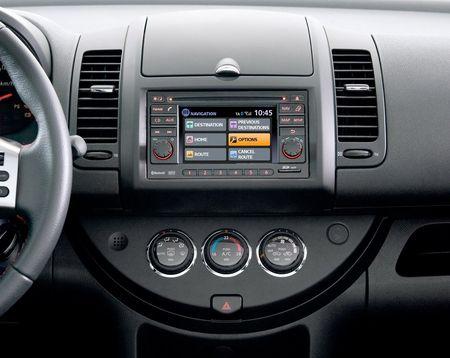 Nissan Note, primeras imágenes del lavado de cara