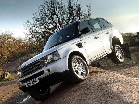 Range Rover, una Bestia de 4 ruedas...