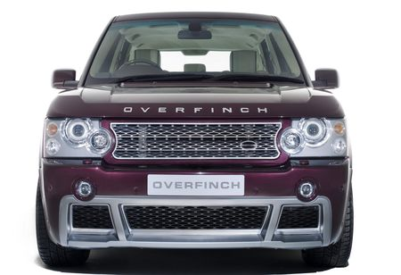 Overfinch Range Rover Country Pursuits Concept, excesivo