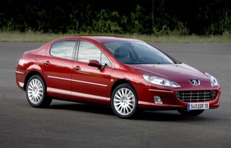 Peugeot 407 y 407 SW versión 2008
