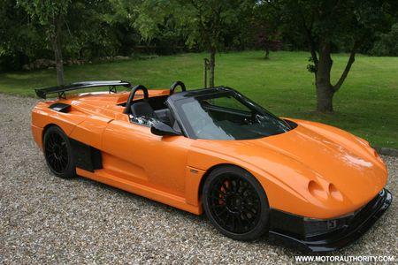 Salica GT, un nuevo superdeportivo independiente inglés