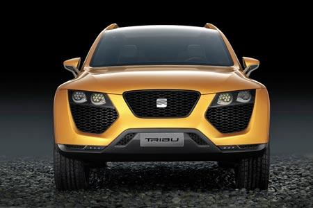 Seat Tribu Concept SUV
