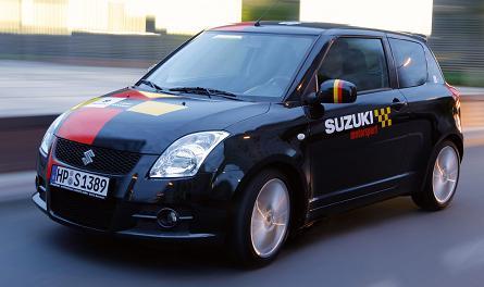 Suzuki Swif Sport, edición especial
