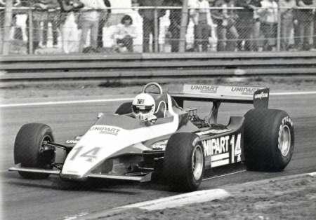 Tiff Needell F1