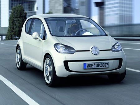 Volkswagen UP Concept