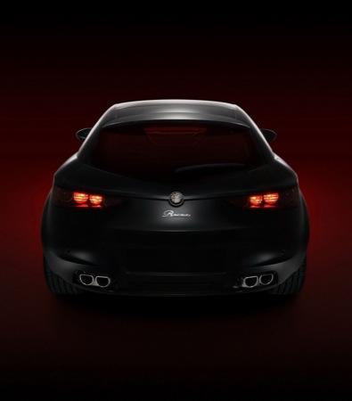 Más imágenes del Alfa Romeo Brera S, esto ya es otra cosa
