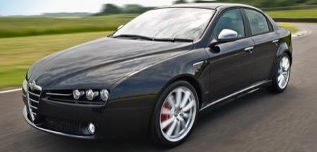 Alfa Romeo 159, nuevo motor T-Jet de 200 CV