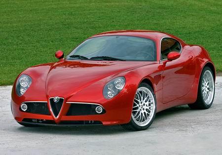 Los 10 autos mas lindos del mundo
