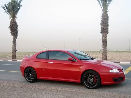 Autodelta se marca un Alfa Romeo GT con 340 Cv