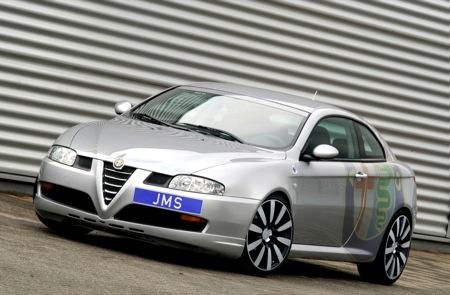 JMS Performance Alfa Romeo 156 y GT