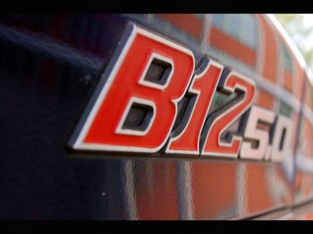 Alpina B12 E31 BMW Serie 8