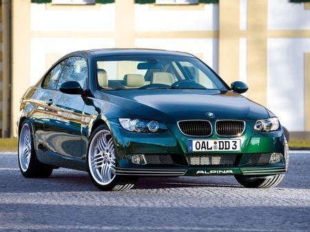 BMW Alpina D3 Bi-Turbo Coupé, basado en la Serie 3 Coupé