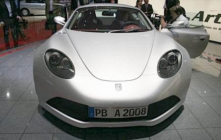 Artega GT en Ginebra