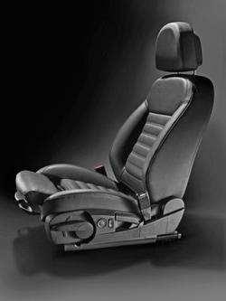 Los asientos del Opel Insignia