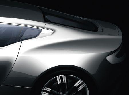Aston Martin One-77, un nuevo superdeportivo por sorpresa