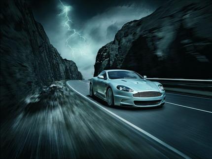 Aston Martin DBS, presentado el modelo de calle